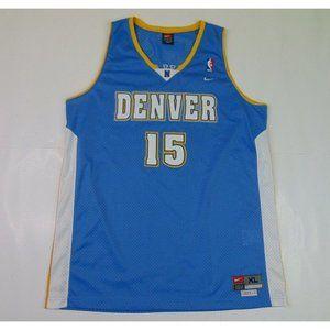 Nike Men XL Carmelo Anthony Jersey Denver Nuggets Swingman NBA